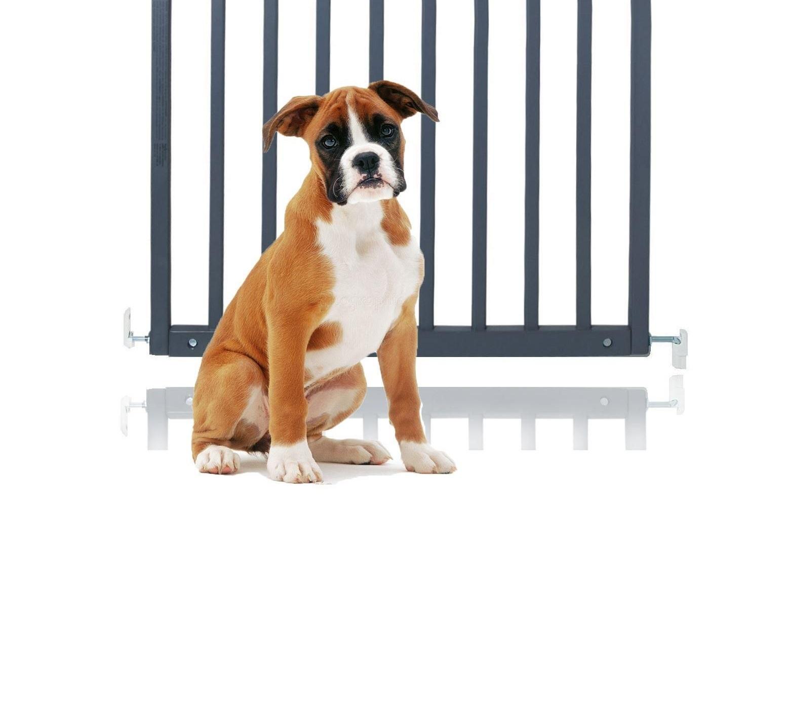 Slate Grey Pet And Dog Gates