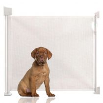Bettacare Advanced Retractable Pet Gate White