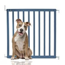 Bettacare Simply Secure Wooden Gate Azure Blue 72cm- 79cm