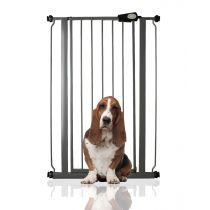 Bettacare Child and Pet Gate Slate Grey 68.5cm - 75cm