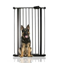 Bettacare Child and Pet Gate Matt Black 68.5cm - 75cm