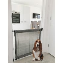 Bettacare Secure Fabric Gate Pet Grey
