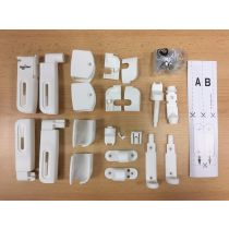 Safetots Diagonal Fit and Multi Fit Fittings Kit