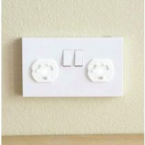 BabyDan Twisting Plug Socket Cover Pack of 6