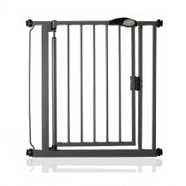 Safetots Self Closing Gate Slate Grey Standard  75-82cm