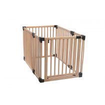 Safetots Play Den Standard Rectangular Wooden 80cm x 120cm