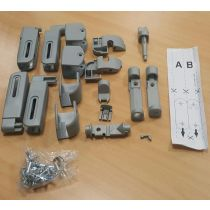 BabyDan Flexi Fit Wood Fittings Kit