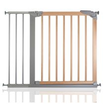 Bettacare Wide Walkthrough Wooden Gate 69.1cm - 75.8cm