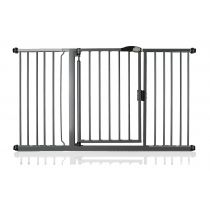 Safetots Self Closing Gate Slate Grey 147cm - 154cm