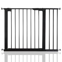 Safetots No Screw Gate Black 92.5cm - 99.8cm