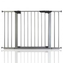 Safetots No Screw Gate Silver 105.5cm - 112.8cm