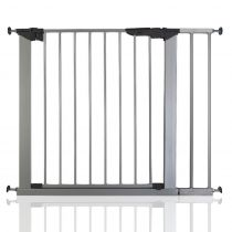 Safetots No Screw Gate Silver 86cm - 93.3cm