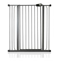 Safetots Extra Tall Pressure Fit Gate Slate Grey 94.3cm - 101.9cm