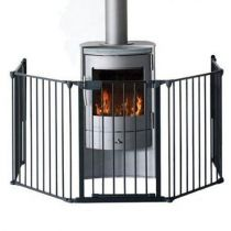 BabyDan Hearth Gate