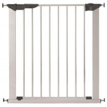 Safetots No Screw Gate Silver 73.5cm - 79.6cm