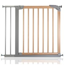 Bettacare Wide Walkthrough Wooden Gate 81.9cm - 89.1cm
