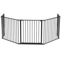 BabyDan Configure Gate XL Black