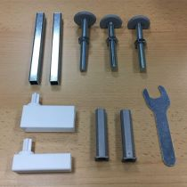 Safetots Wide Walkthrough Narrow Fittings Kit