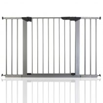 Safetots No Screw Gate Silver 112cm - 119.3cm