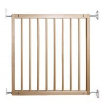 BabyDan No Trip Wooden Stair Gate 72cm - 78.5cm