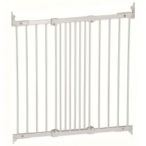 Safetots Multi Fit Gate White 67cm - 105.5cm