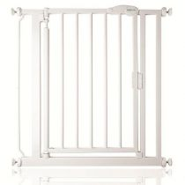 Safetots Self Closing Gate White Extra Narrow 61cm - 66.5cm