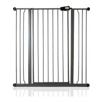 Safetots Extra Tall Pressure Fit Gate Slate Grey 100.8cm - 108.4cm
