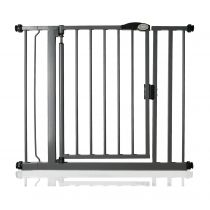 Safetots Self Closing Gate Slate Grey 89.4cm - 96.4cm