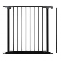 BabyDan Configure Gate Door Section Black 72cm