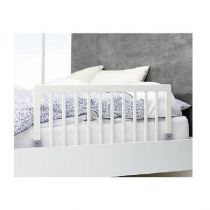 BabyDan Bed Guard Wooden White