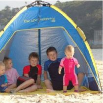 Sunproof UV Protector and Beach Shelter Large