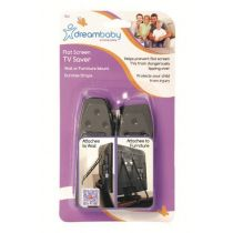 Dreambaby Anti Tip TV Strap Flat Screen Saver