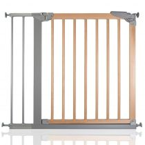 Safetots Wide Walkthrough Wooden Gate 81.9cm - 89.1cm