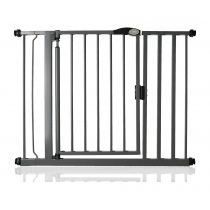 Safetots Self Closing Gate Slate Grey 96.6cm - 103.6cm