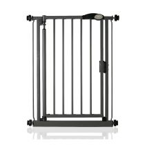 Safetots Self Closing Gate Slate Grey Extra Narrow 61-66.5cm