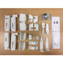 BabyDan Flexi Fit Metal Fittings Kit