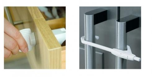 MODERN FITTED KITCHENS AND BABYPROOFING