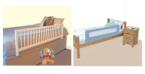 WHICH TODDLER BED RAIL?
