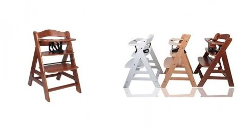 TABLE FRIENDLY HIGHCHAIRS