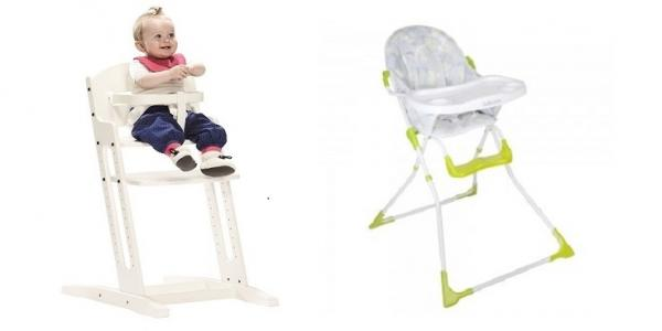 Plastic or Wooden High Chairs?